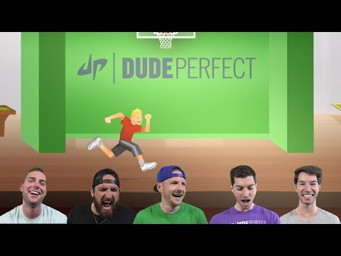 Thumbnail: Endless Ducker Battle | Dude Perfect