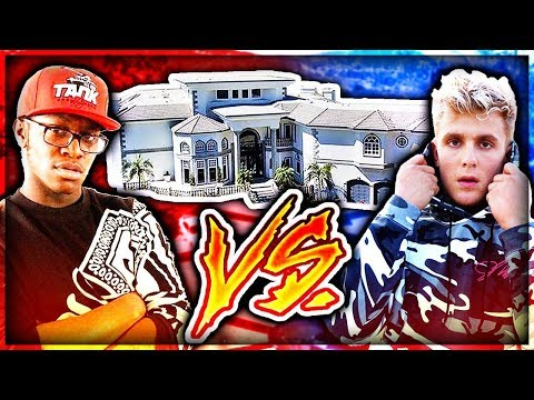 DEJI & I WENT TO JAKE PAUL'S HOUSE to CONFRONT HIM (not clickbait)