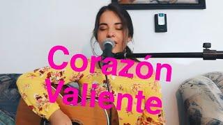 Thalía - Corazón Valiente (cover) Paula Saenz