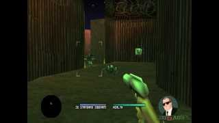 Men in Black The Series: Crashdown - Gameplay PSX / PS1 / PS One / HD 720P (Epsxe)