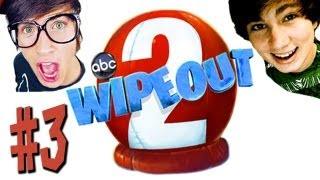 Wipeout 2  - #3 - Joey Graceffa Adorian Deck - Xbox 360 Kinect