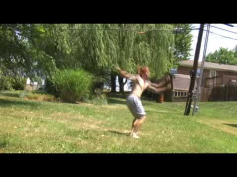 Kevin Crow- Backyard Tricking Sampler  2007