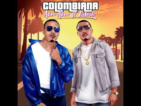 Download ALINO ALINO FT ROBERTO ZAMBIA COLOMBIANA (OFFICIAL AUDIO)