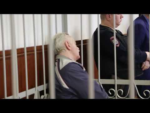Судья оглашает приговор застройщику и бывшему депутату Владимиру Романовичу Кирницкому