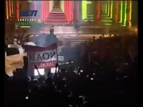 NOAH Topeng ft MoMo GeishaLive On Konser Akbar Tahun Baru 2013 Terus Melangkah