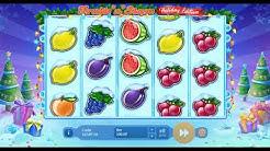 Fruits 'n' Stars Holiday Edition video slot (Playson)
