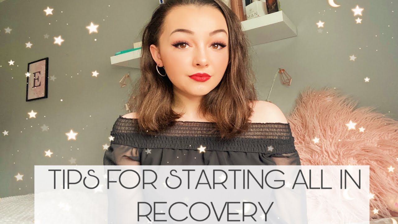 Tips for starting Recovery from an eating disorder - All in Recovery