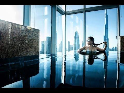 $200 Per Night Shangri-La Hotel Tour, Dubai UAE