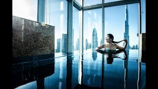 $200 per night Shangri-La Hotel Tour, Dubai UAE