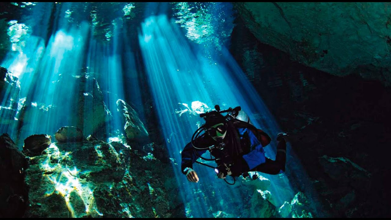 Extreme Cave Diving Documentary