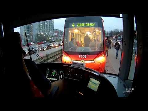 Bratislava public transport - Linka 9