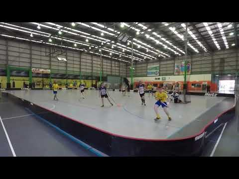 20180218 - NSW Floorball Elites Highlights Canberra