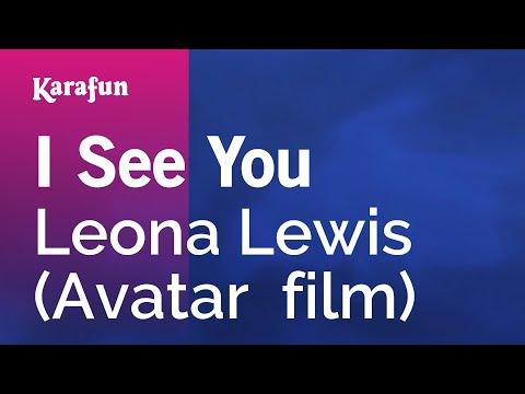Karaoke I See You - Leona Lewis *