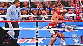Pacquiao vs Marquez (A Tale of Body Shots and Some Low Blows)