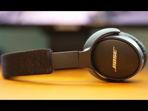 Bose Soundlink Bluetooth Headphones   Unboxing