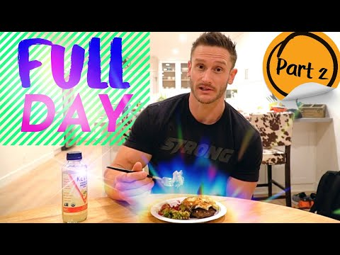 Full Keto Day of Eating (Part 2) Thomas DeLauer - Dinner and Nighttime Routine