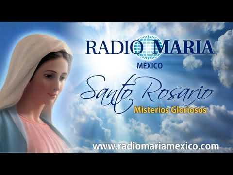 Santo Rosario Misterios Gloriosos - Radio María