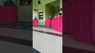 Bacaab Kitab Turath peserta Imtiaz Melaka