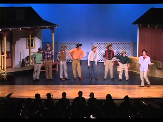Oklahoma 2012 Hshs Musical Youtube
