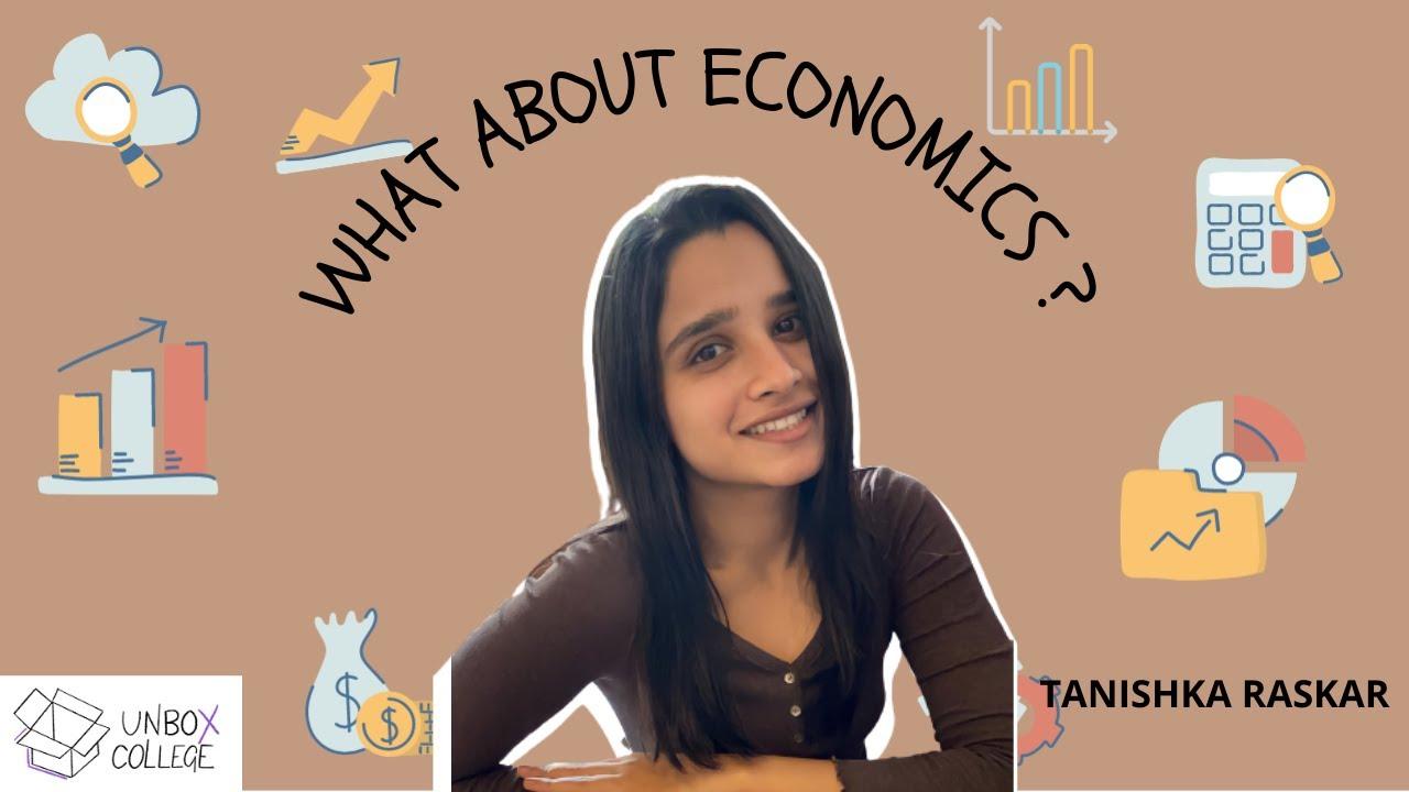 Download BA Economics | Tanishka Raskar | Unbox College Podcasts