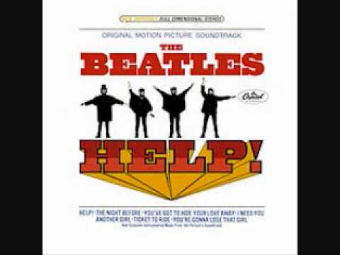 Download Help 'intro' The Beatles (vinyl) Aug 13th, 1965 (uncredited).wmv