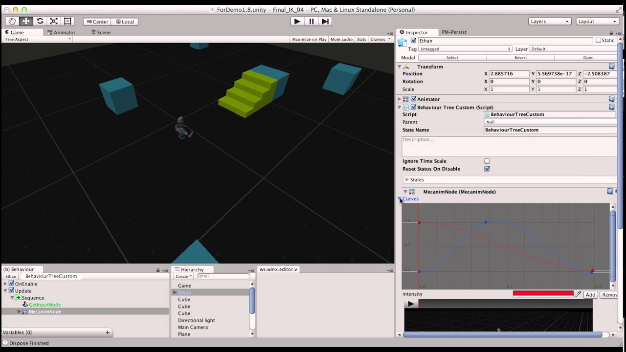Unity3D Evangelism: Unity3d - Input Mapper (Games,Joystick,Keyboards