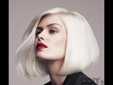 Chia sẻ kinh nghiệm về kỹ thuật nhuộm tóc trắng - [Vĩnh Kim]