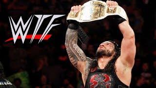 WWE RAW WTF Moments | Paige Returns & Roman Reigns Takes Miz's Intercontinental Title
