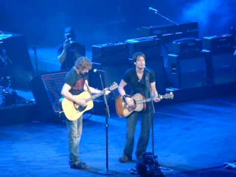 Keith Urban Amp Dierks Bentley Take It To The Limit Youtube