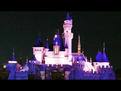 DisneyEdge - LIVE STREAM Night Time ;)