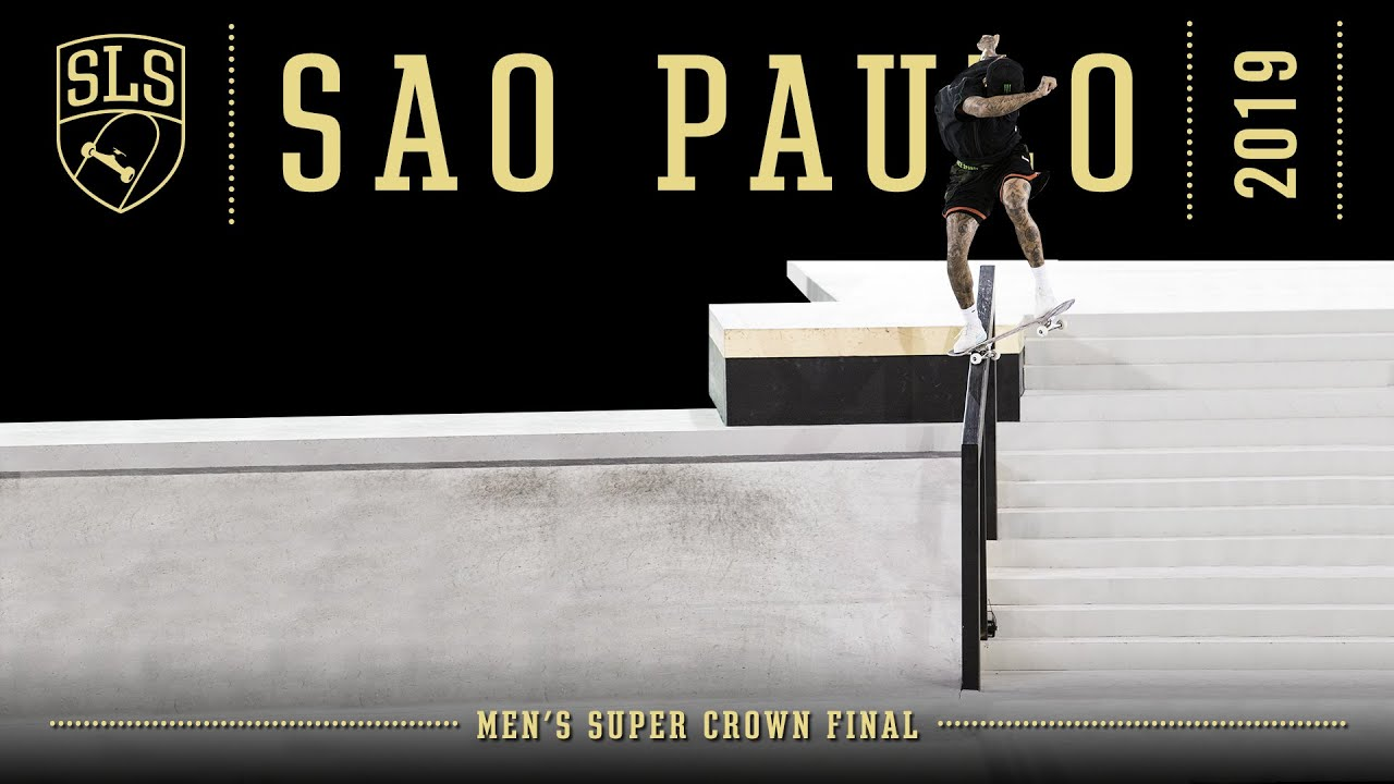 Street League Skateboarding: World Championship Super Crown Final.