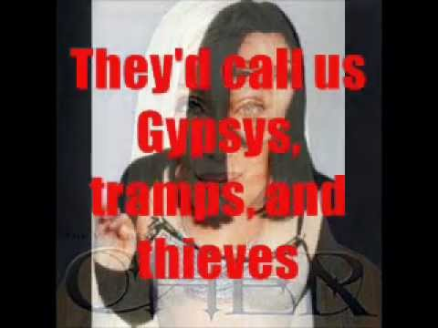 Cher Gypsys,Tramps and Thieves with Lyrics by Jr