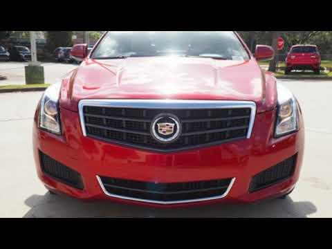 Used 2014 Cadillac ATS Tampa FL St. Petersburg, FL # ...