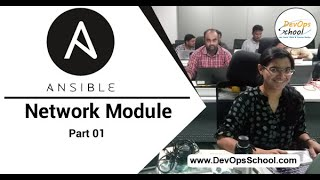 Ansible with network module (Part 01) — By DevOpsSchool