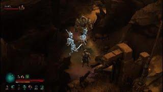 ジェイルのゲーム部屋【Diablo III】#10 act1 END