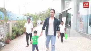 Tusshar Kapoor And  Son Laksshya Go Shoppin At Mall In Juhu | Bollywood Updates | YOYO Times