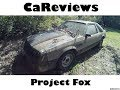 CaReviews: Project Fox
