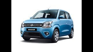 Maruti Suzuki Launches 3rd-Generation WagonR At Rs 4.19 Lakh