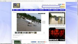BELLE ROSE, LA Floating Caskets and Bayou Corne Sinkhole. Illuminati Freemason Symbolism.