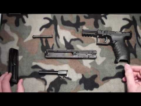 Walther PPX M1 Field Strip