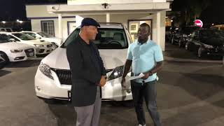 Premium Finance Customer Experience Used car dealership Easy Financing