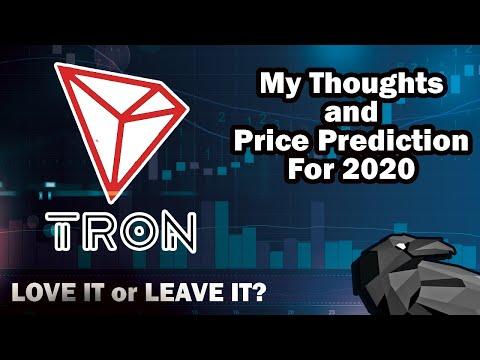 tron-trx-price-prediction-2020-and-2021