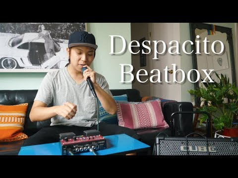 Despacito Beatbox (Luis Fonsi Cover)【アメリカ修行の旅 #25】