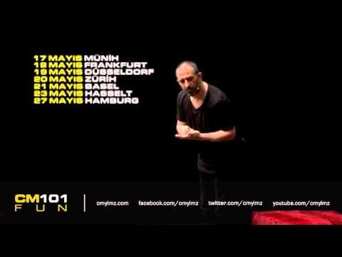Cem Yılmaz | Avrupa Turnesi 2012