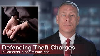 Los Angeles Theft Crimes Criminal Defense, Kraut Law Group