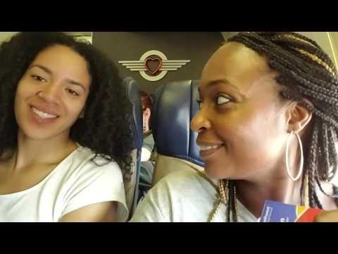Budget Travel ~ Jamaica Vlog  #1: Running Late