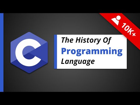 The History of C Programming Language