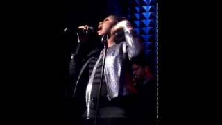 "Sasha Allen ""Going In Circles"" Luther Vandross"