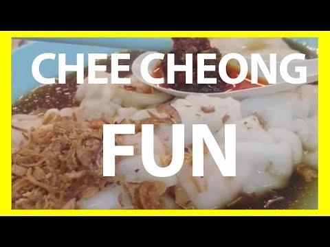 [VLOG] DELICIOUS FOOD AT KWAI SUN SS15 CHEE CHEONG FUN