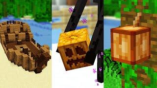 The 50 RAREST Updates in Minecraft